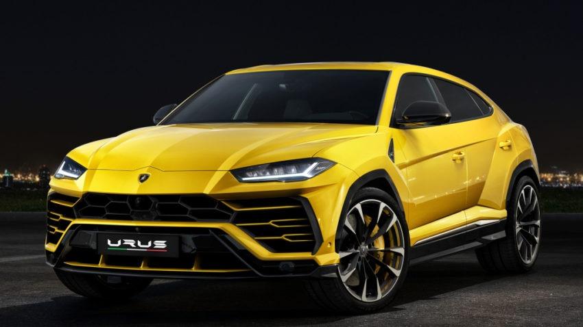 Official Photos: Huansu Auto's Lamborghini Urus Clone 6