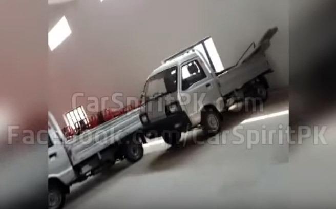 United to Launch 1000cc Punjnad Pickup to Compete Suzuki Ravi 4