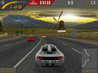 Remembering Need For Speed II-SE and It's Cars 4
