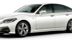 The 15th Generation Toyota Crown Debuts in Japan 18