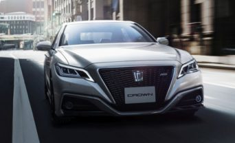 The 15th Generation Toyota Crown Debuts in Japan 17