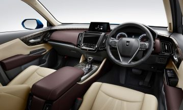 The 15th Generation Toyota Crown Debuts in Japan 23