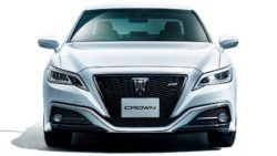 The 15th Generation Toyota Crown Debuts in Japan 20