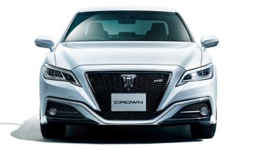The 15th Generation Toyota Crown Debuts in Japan 15