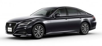 The 15th Generation Toyota Crown Debuts in Japan 2