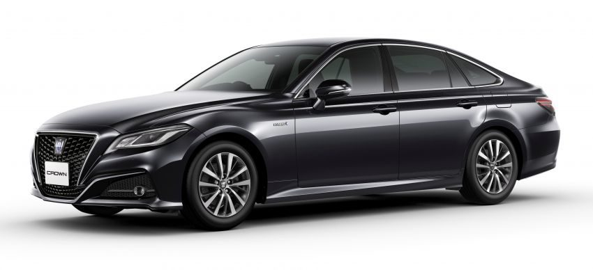 The 15th Generation Toyota Crown Debuts in Japan 4