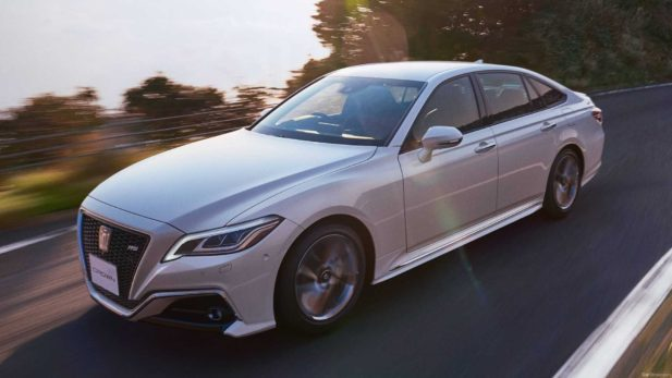 The 15th Generation Toyota Crown Debuts in Japan 16