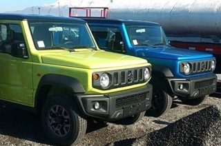 All-new Suzuki Jimny- More Information Available 3