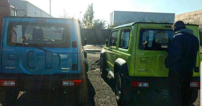 All-new Suzuki Jimny- More Information Available 3