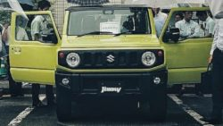 All-new Suzuki Jimny- More Information Available 11