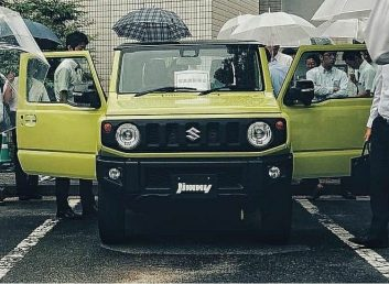 All-new Suzuki Jimny- More Information Available 7