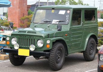 5 Things to Know About the All-New Suzuki Jimny 3