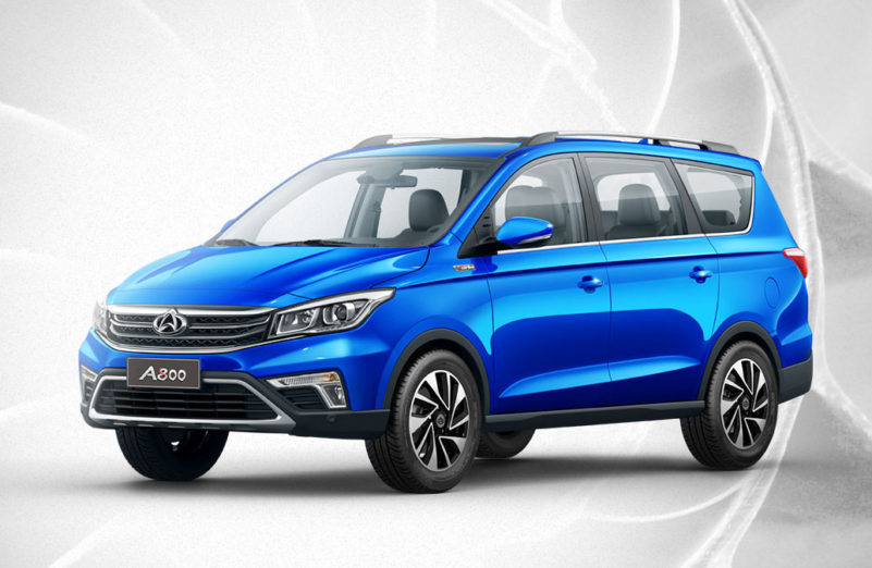 Master Motors and Changan Signs Joint Venture Agreement 6