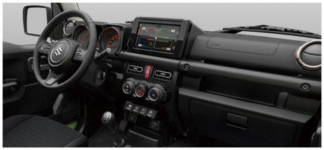 All-new Suzuki Jimny & Jimny Sierra Officially Revealed 10