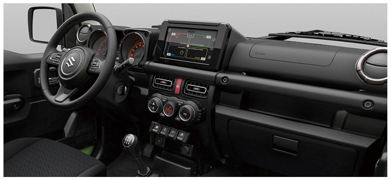 All-new Suzuki Jimny & Jimny Sierra Officially Revealed 4