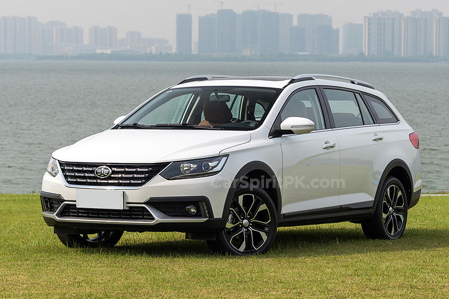 FAW Jumpal CX65 Wagon Launched in China 15