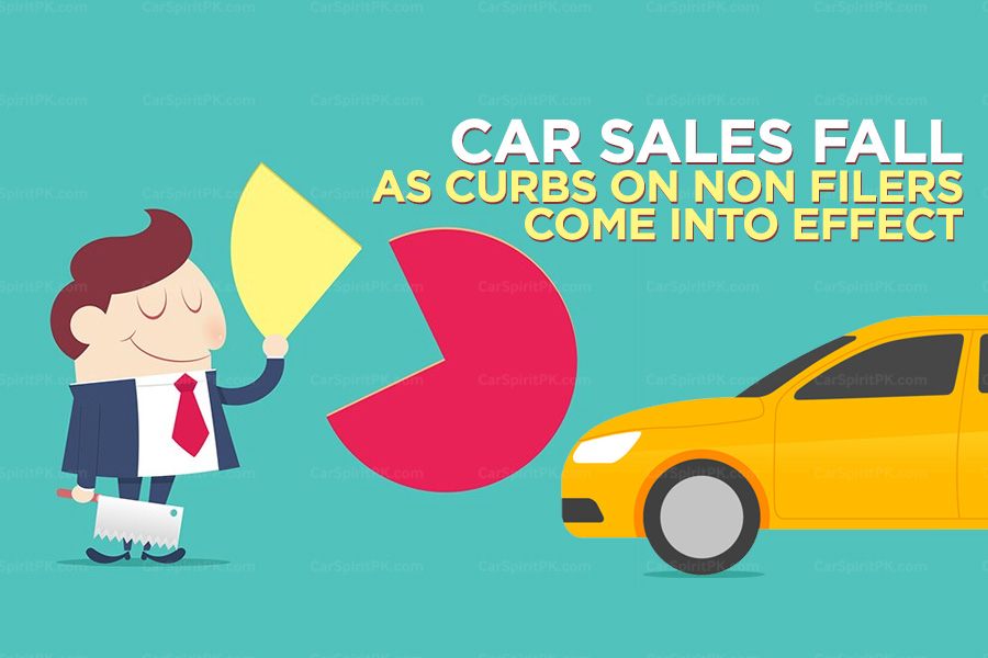 Car Sales Fall as Curbs on Non-Filers Come Into Effect 14