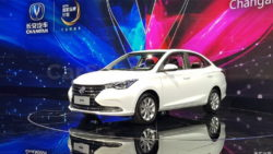The All-New 2018 Changan YueXiang Debuts in China 4