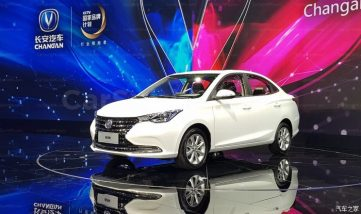 The All-New 2018 Changan YueXiang Debuts in China 2