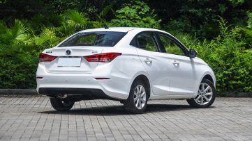 The All-New 2018 Changan YueXiang Debuts in China 37