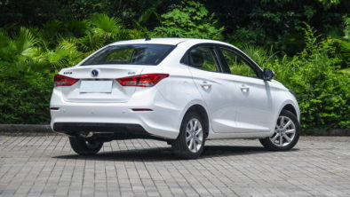 The All-New 2018 Changan YueXiang Debuts in China 36