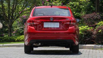 Changan Alsvin Sedan Spotted Testing in Pakistan 12