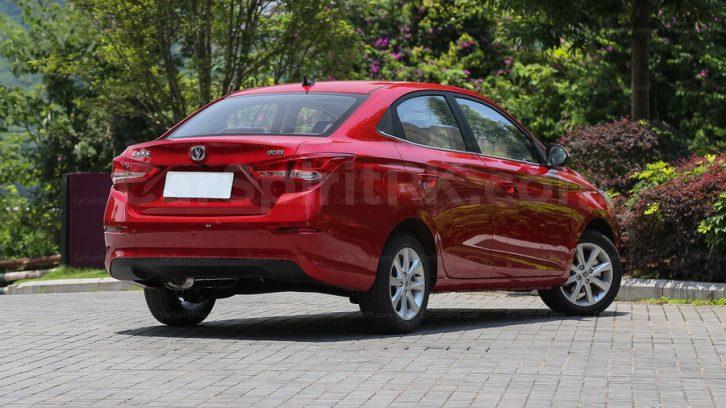 Changan YueXiang Sedan Launched in China 6
