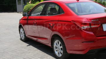 Changan Alsvin Sedan Spotted Testing in Pakistan 10