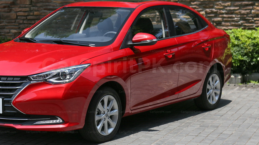 The All-New 2018 Changan YueXiang Debuts in China 1