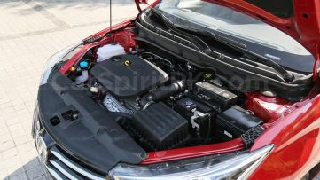 Changan Alsvin Sedan Spotted Testing in Pakistan 15