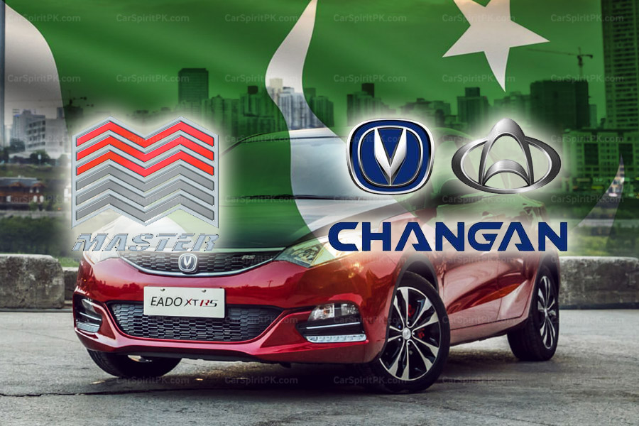 Master Motors and Changan Signs Joint Venture Agreement 1