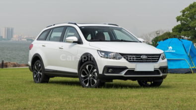 FAW Jumpal CX65 Wagon Launched in China 8