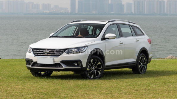 FAW Jumpal CX65 Wagon Launched in China 16