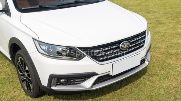 FAW Jumpal CX65 Wagon Launched in China 12