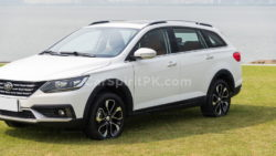 FAW Jumpal CX65 Wagon Launched in China 25