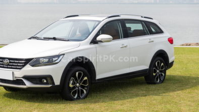 FAW Jumpal CX65 Wagon Launched in China 19