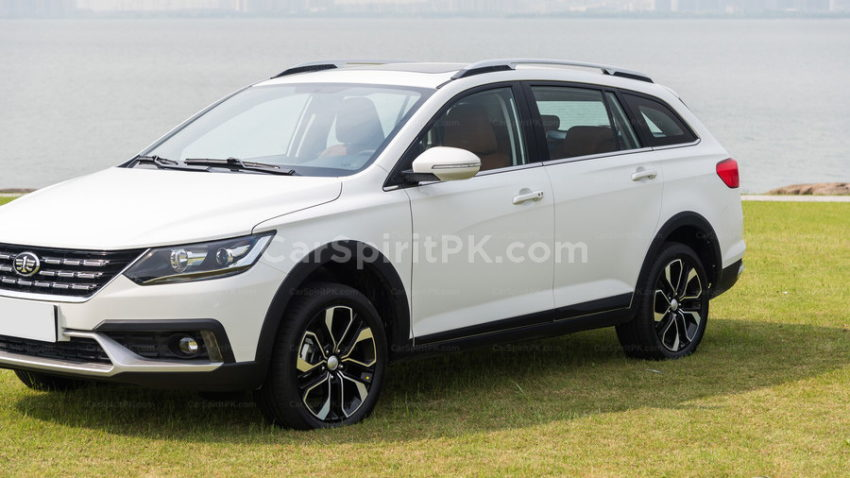 FAW Jumpal CX65 Wagon Launched in China 10