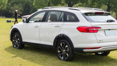 FAW Jumpal CX65 Wagon Launched in China 30