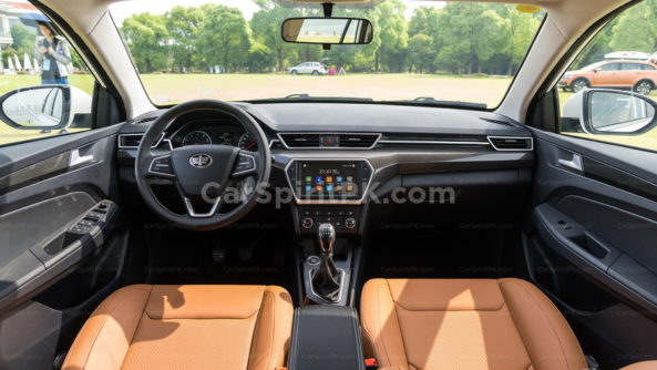 FAW Jumpal CX65 Wagon Launched in China 32