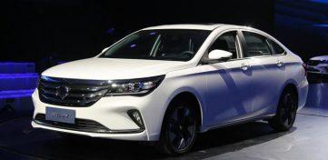 GAC Launches the Trumpchi GA4 in China 3