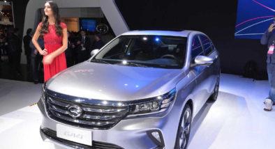 GAC Launches the Trumpchi GA4 in China 5