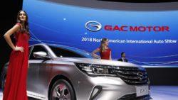 GAC Launches the Trumpchi GA4 in China 11