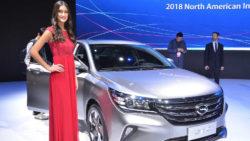 GAC Launches the Trumpchi GA4 in China 12