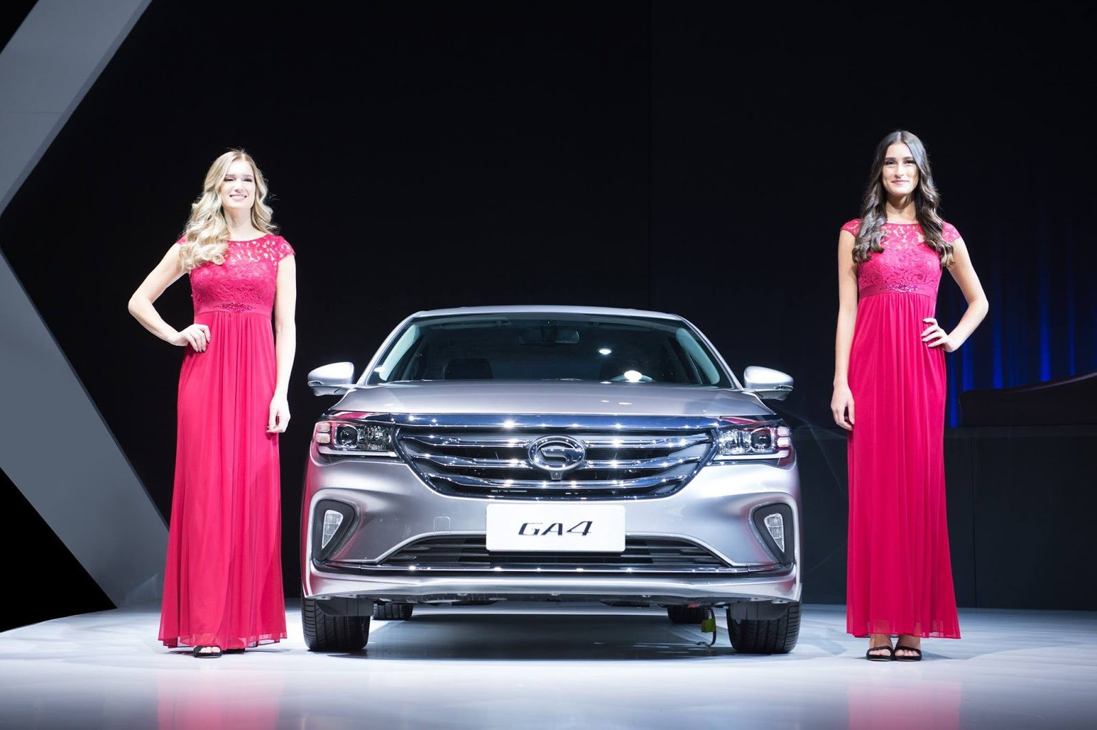GAC Launches the Trumpchi GA4 in China 4