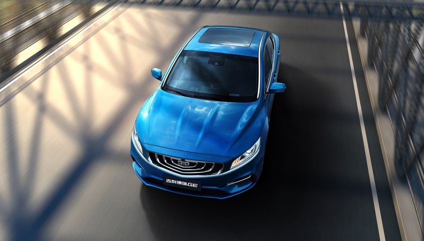 Geely Design Chief Peter Horbury Talks About Creating an Image for the Rising Brand 38