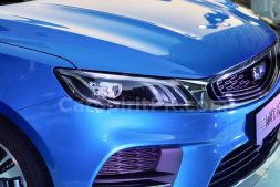 Geely Unveils the All-new BinRui Sedan in China 11