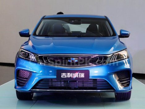 Geely Unveils the All-new BinRui Sedan in China 10