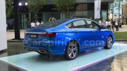 Geely Unveils the All-new BinRui Sedan in China 7