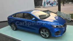 Geely Unveils the All-new BinRui Sedan in China 6