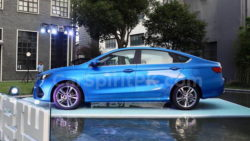 Geely Unveils the All-new BinRui Sedan in China 18